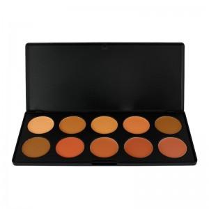 BH Cosmetics - Makeup Palette - Foundation & Concealer Palette 2