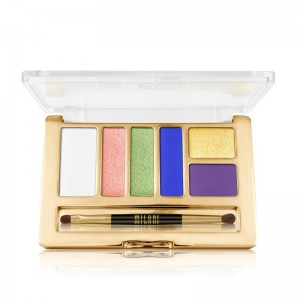 Milani - Eyeshadow Palette - Everyday Eyes Eyeshadow Collection - Vital Brights