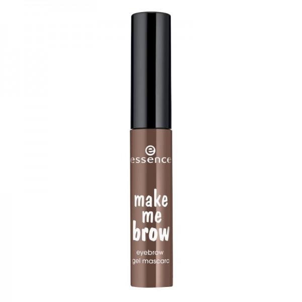 essence - Eyebrow Gel - make me brow - eyebrow gel mascara 02 - browny brows