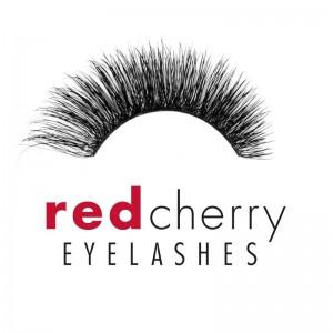 Red Cherry - Falsche Wimpern - Drama Queen - Delphine - Echthaar