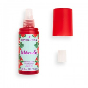 I Heart Revolution - spray fissante per trucco - Dewy Fixing Spray - Watermelon