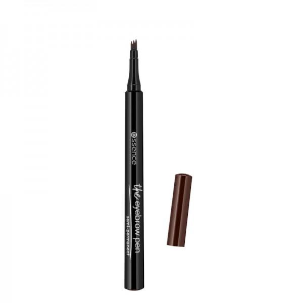 essence - Augenbrauenstift - the eyebrow pen - 01 blonde