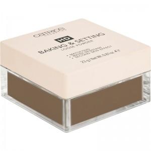 Catrice - Puder - HD Baking & Setting Loose Powder - C06