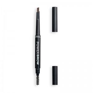 Revolution Relove - Augenbrauenstift - Power Brow Pencil - Brown