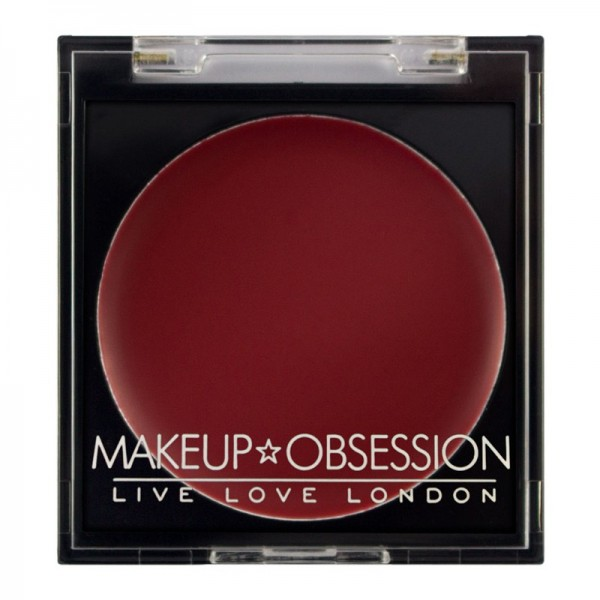 Makeup Obsession - Lippenfarbe - L118 - Scarlet