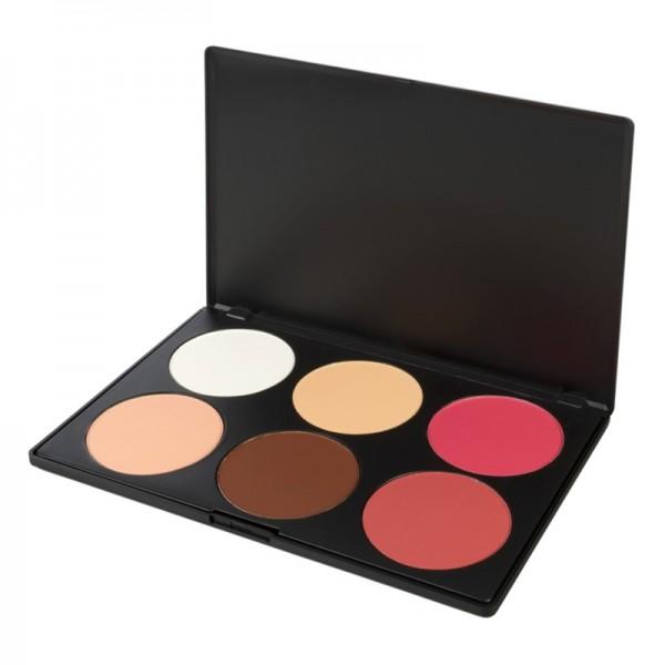 BH Cosmetics - Makeup Palette - Contour and Blush 2