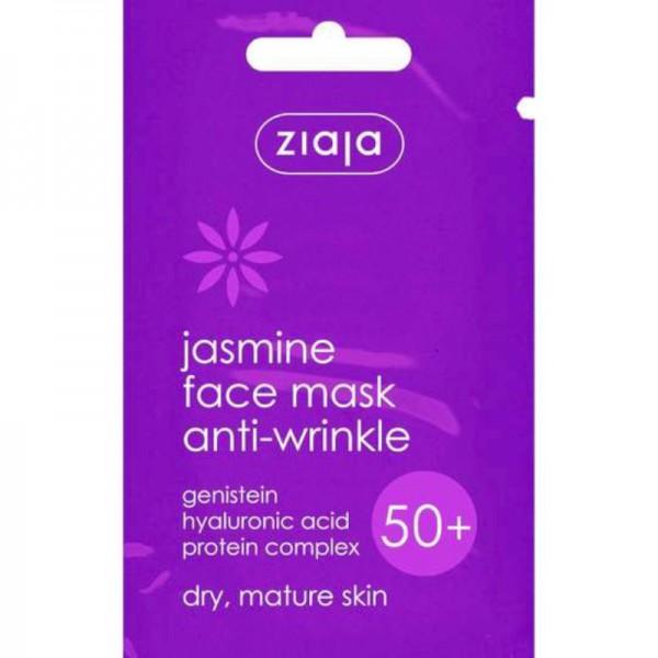 Ziaja - Gesichtsmaske - Face Mask Anti Wrinkle - Jasmine