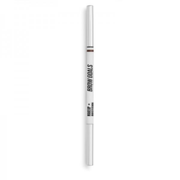 Makeup Obsession - Augenbrauenstift - Brow Goals - Brow Pencil Warm Brown