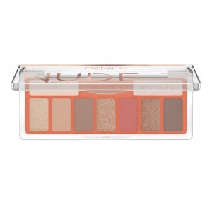 Catrice - Lidschattenpalette - The Coral Nude Collection Eyeshadow Palette - 010 Peach Passion