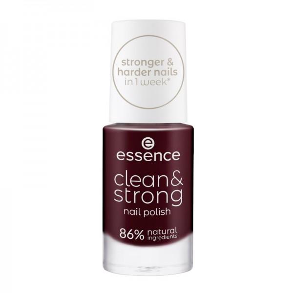 essence - Nagellack - clean & strong nail polish - 06 Vibrant Magma