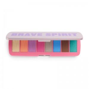 Revolution - Eyeshadow Palette - Brave Spirit