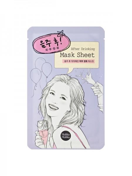 Holika Holika - Gesichtsmaske - After Drinking