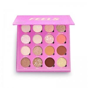 Makeup Obsession - Lidschattenpalette - Feels Shadow Palette