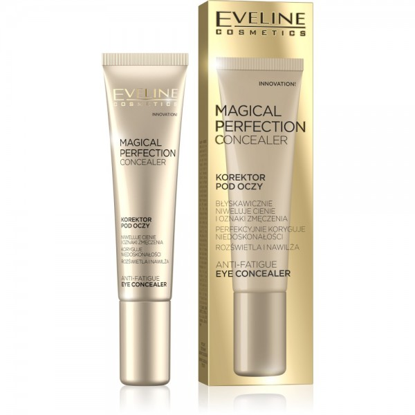 Eveline Cosmetics - Concealer - Magical Perfection Concealer - 02 A Light Vanilla