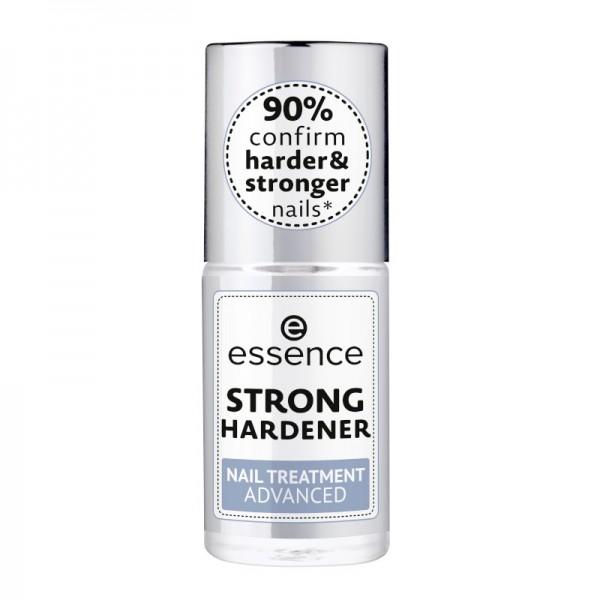 essence - Nagelhärter - strong hardener nail treatment advanced