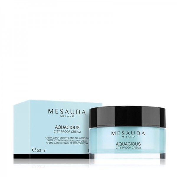 Mesauda - Tagespflege - Aquacious City Proof Cream