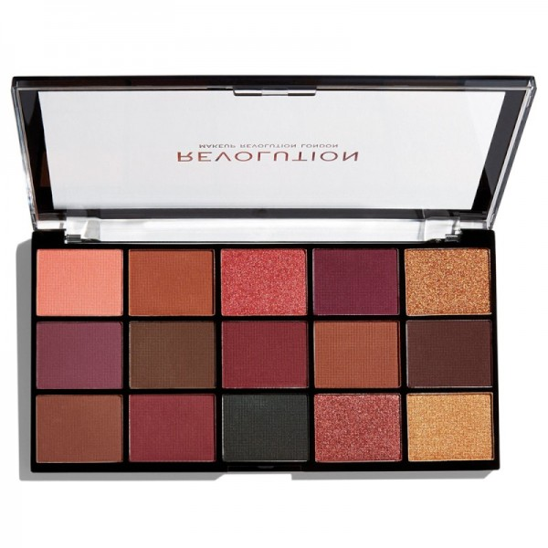 Makeup Revolution - Eyeshadow Palette - Re-Loaded Palette - Newtrals 3