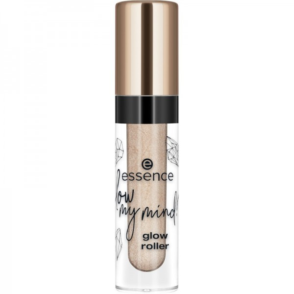 essence - Highlighter - glow my mind! glow roller 01 - glow getter