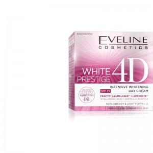 Eveline Cosmetics - White Prestige 4D Intensive Whitening Day Cream