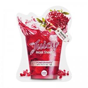 Holika Holika - Gesichtsmaske - Pomegranate Juicy Mask Sheet