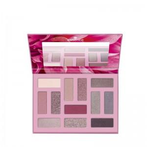 essence - Lidschattenpalette - Out In The Wild eyeshadow palette 01 - Don't stop blooming!