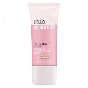 essence - BB crema - Hello, good stuff! Tinted beauty cream - 20 medium