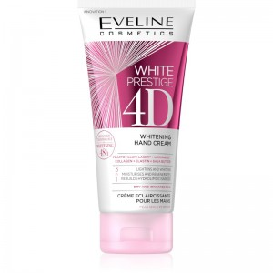 Eveline Cosmetics - White Prestige 4D Whitening - Hand Cream