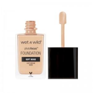 wet n wild - Foundation - Photofocus Foundation - Soft Beige