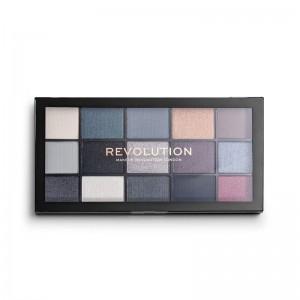 Revolution - Lidschattenpalette - Reloaded Blackout