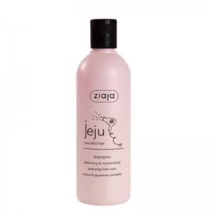 Ziaja - Shampoo - Jeju - Cleansing & Moisturising Shampoo