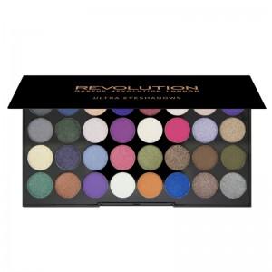 Makeup Revolution - 32 Eyeshadow Palette - Eyes Like Angels