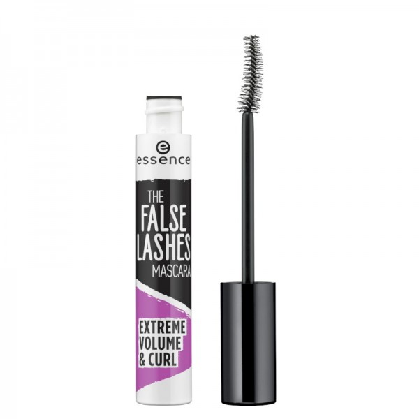 essence - Mascara - the false lashes mascara extreme volume & curl