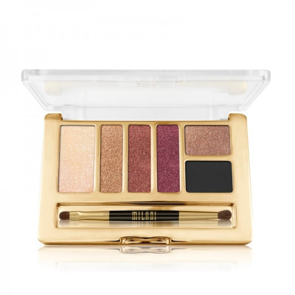 Milani - Lidschattenpalette - Everyday Eyes Eyeshadow Collection - Must Have Metallics