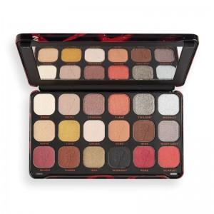 Revolution - Eyeshadow Palette - Forever Flawless - Midnight Rose