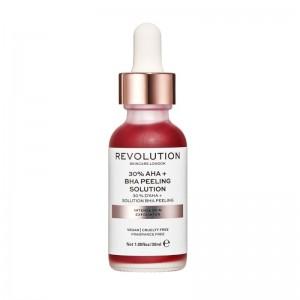 Revolution - Gesichtspeeling - Skincare Intense Skin Exfoliator - 30 % AHA + BHA Peeling Solution