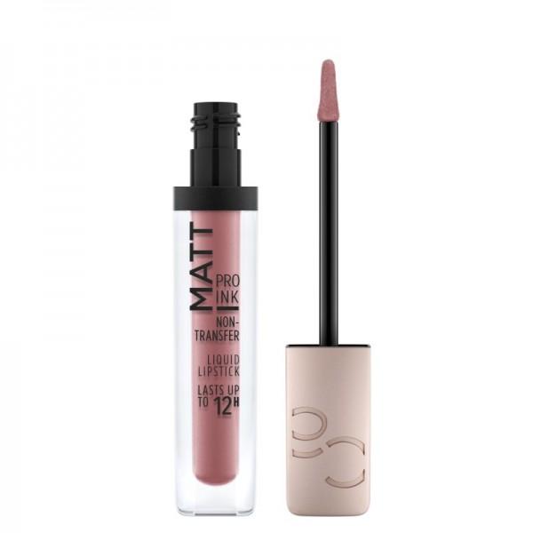 Catrice - Flüssiger Lippenstift - Matt Pro Ink Non-Transfer Liquid Lipstick - 050 My Life - My Decis