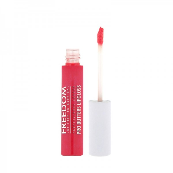 Freedom Makeup - Lip Gloss - Pro Butters Lipgloss - Cats Whiskers