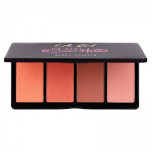 L.A. Girl - Rougepalette - Island Hottie Blush Palette