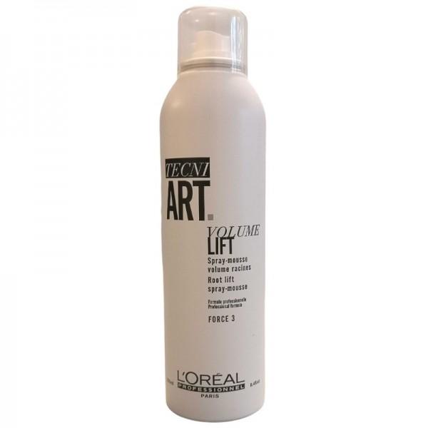 Loreal Professionnel - Tecni Art Volume Lift Root Lift Spray-Mousse - 250ml