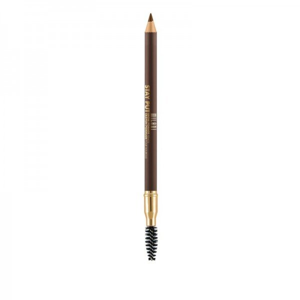 Milani - Eyebrow Pencil - Stay Put Brow Pomade Pencil - Brunette