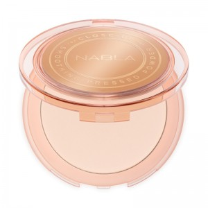 Nabla - Close-Up Line Vol 2 - Close-Up Smoothing Pressed Powder - Light