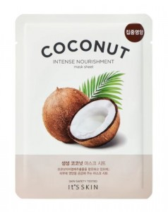 Its Skin - Gesichtsmaske - The Fresh Mask Mask - Coconut
