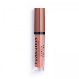 Revolution - Sheer Lip - Sugar Coated 108
