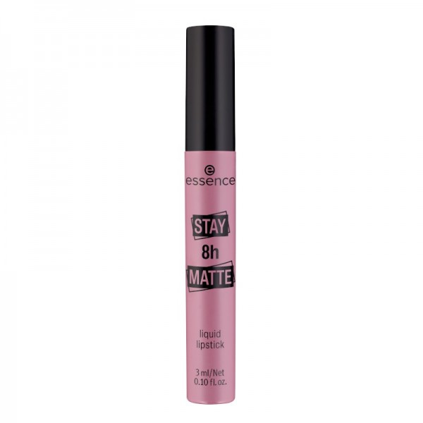 essence - Flüssiger Lippenstift - STAY 8h MATTE liquid lipstick 05 - Date Proof