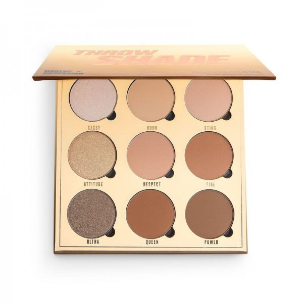 Makeup Obsession - Konturpalette - Throw Shade Contour Palette