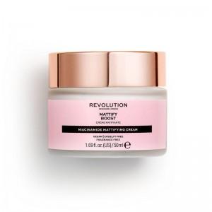 Revolution - Gesichtscreme - Skincare Mattify Boost