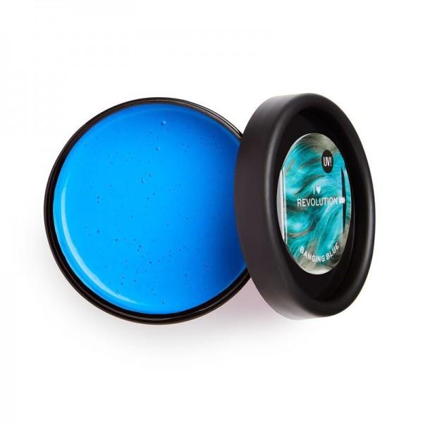 I Heart Revolution - UV Neon Blue Hair Make Up