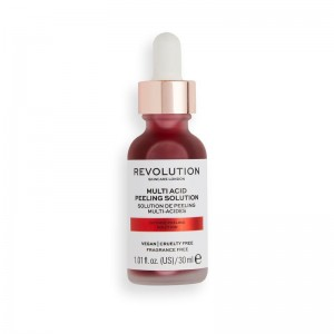 Revolution - Gesichtspeeling - Skincare Multi Acid Peeling Solution
