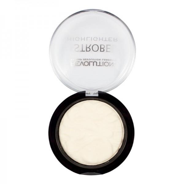 Makeup Revolution - Highlighter - Strobe Highlighter - Ever Glow Lights