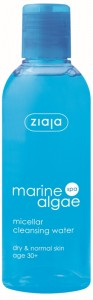 Ziaja - Marine Algae Micellar Cleansing Water - Dry & Normal Skin